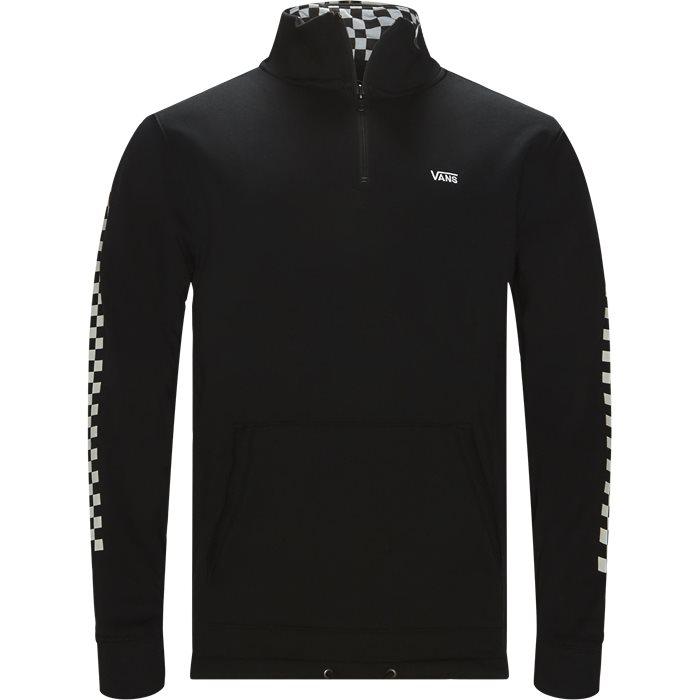 Versa GZP - Sweatshirts - Regular - Sort